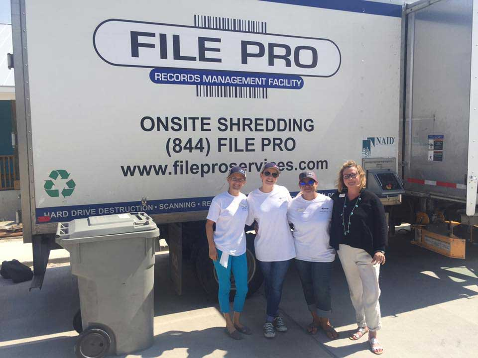 SHRED DAY IN ROCKPORT & PORT ARANSAS!