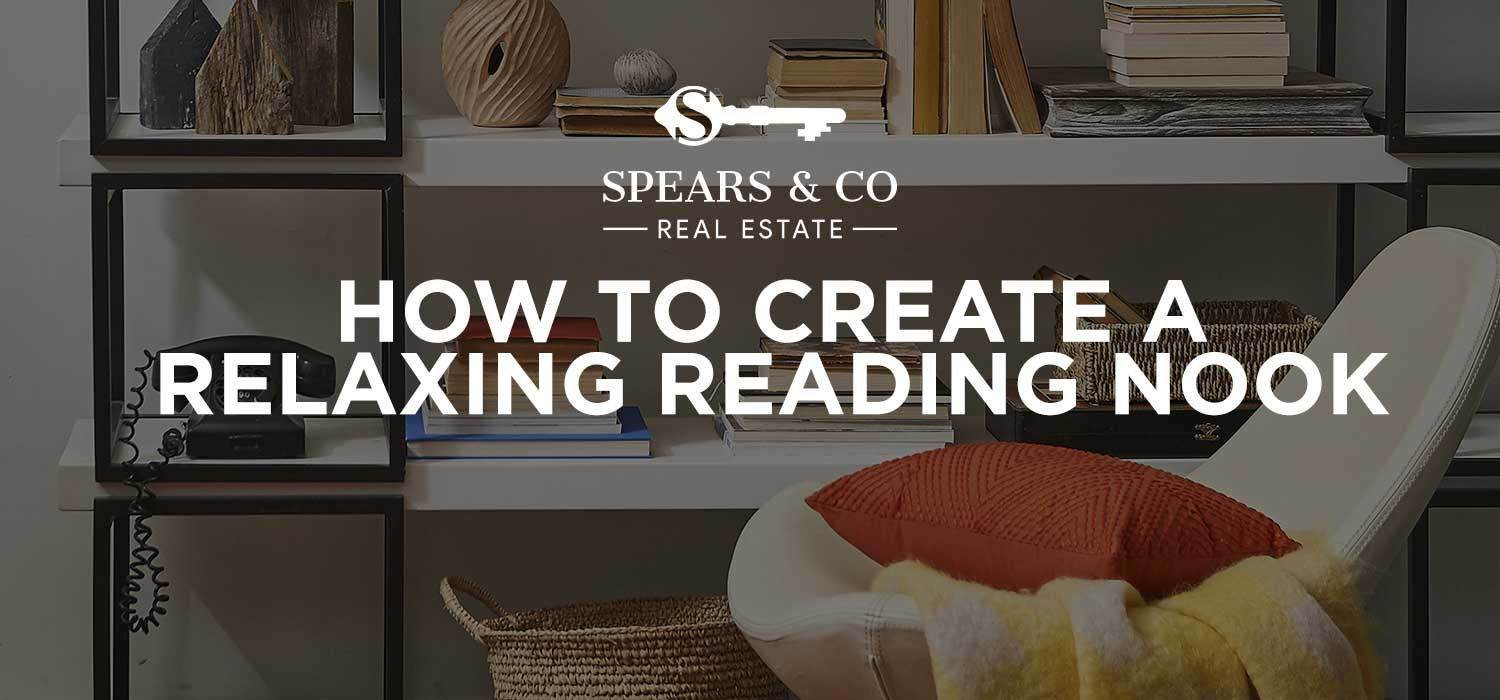 How to Create a Relaxing Reading Nook
