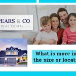 What is more important than the size or location of a home?